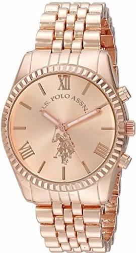 Us Polo Assn - Reloj Analógico Mujer