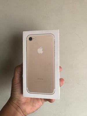 iPhone 7 32Gb Gold,4G Nuevo en Caja