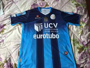 Camiseta Club Cesar Vallejo De Trujillo Talla M