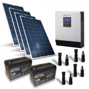 Casas Solares watts / 1kilowatt Modelo