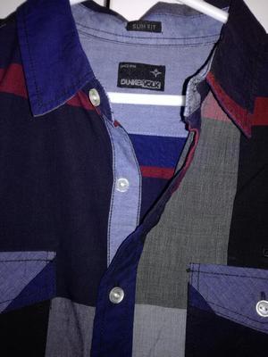 Camisa Dunkelvolk