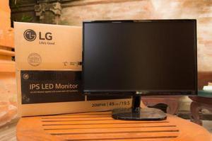Monitor IPS LED LG Modelo 20MP48 Nuevo