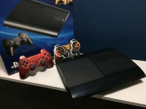 Remato Playstation 3 con 10 Juegos Fisic