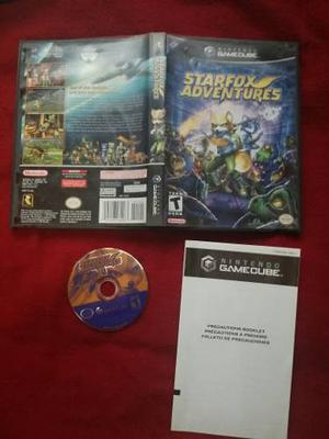 Star Fox, Mario Striker Yu Gi Oh, Gamecube