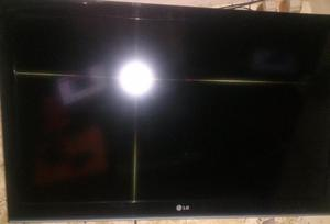 TV LG 42'' FullHD x Pix, con base y control original