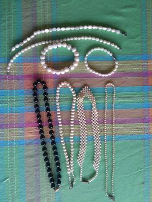 ¡Venta de accesorios de perlas!