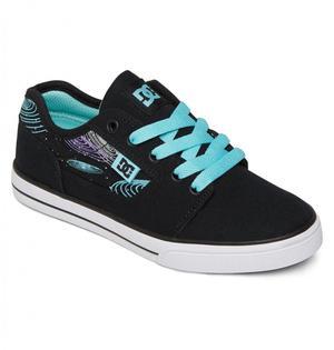 Zapatillas Dc Shoes Talla 35.5 Nuevas Originales Facebook
