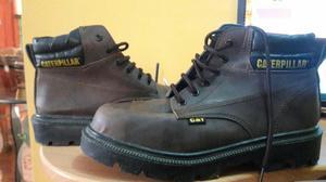 Zapatos Cat Punta de Acero Talla43 Nueva