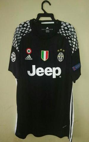 Camiseta Juventus Champions Arquero S M L Xl