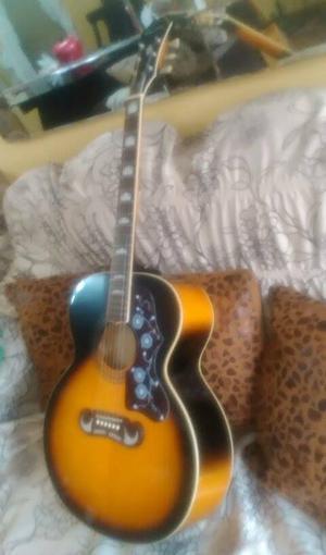 Guitarra Epiphone J200 A soles