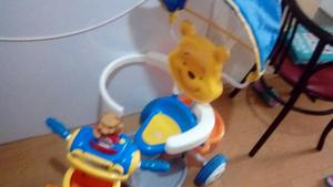 Triciclo de Oso Pooh