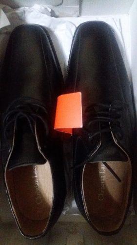 Zapatos De Vestir Nuevo En Caja Talla