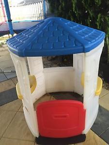 casita para niños little tikes casa de juegos no step2