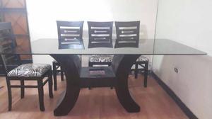 Vidrios para mesas de comedor