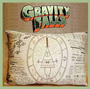 Gravity Falls Cojín