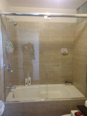 Puerta de ducha posot class - Puertas de cristal para duchas ...