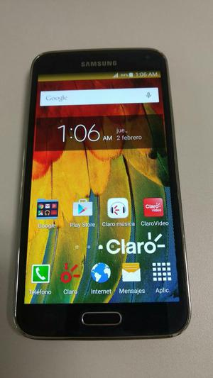 Samsung Galaxy S5 Liberado, Claro Movistar, Entel