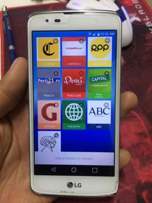 Vendo Celular Lg K8 Libre de Operador