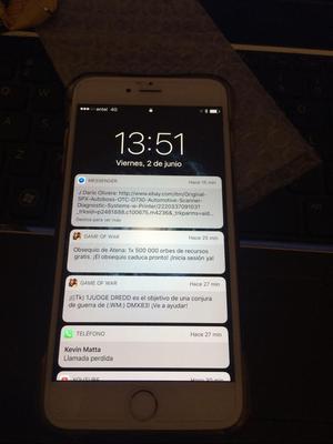 iPhone 6 Plus de 128 Gb