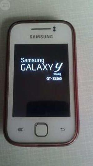 vendo mi celular samsung galaxy yung gt
