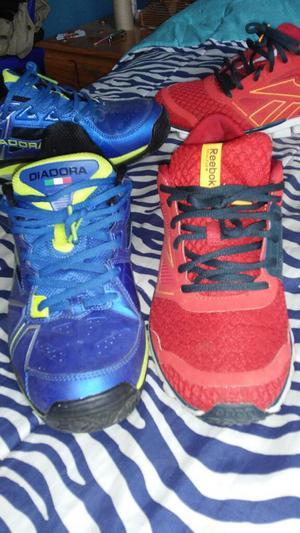 Bendo Zapatillas Talla 42 Estado 9 de 10