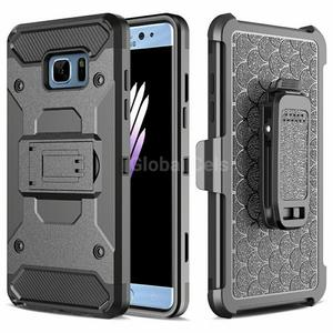 Case Funda Galaxy S7 Antigolpe 4 Partes