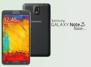 Flip Cover Protector Para Samsung Galaxy Note 3 Neo