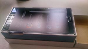 Galaxy Note 4 nuevo en caja traído de USA