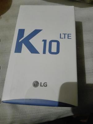 Lg K10 Completamente Nuevo Sellado