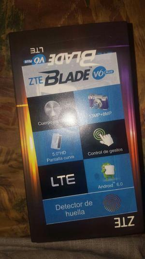 Se Vende Celular Nuevo Zte Blade V6 Plus