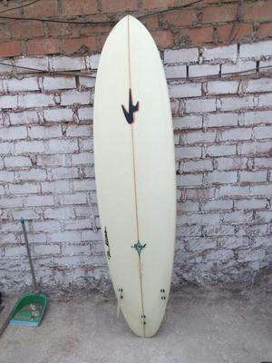 tabla de surf 72 klimax semi nueva funda fortuna quillas