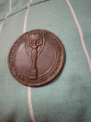 Antigua Medalla De Juegos