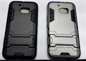 Case Protector Con Parante Para Htc One M10