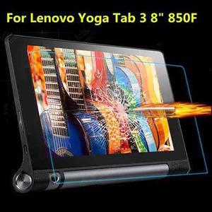 Mica De Vidrio Templado Tablet Lenovo Yoga Tab 3 8 Pulgadas