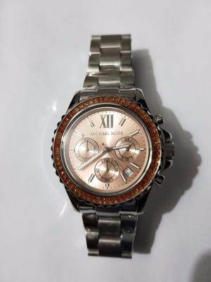 Reloj Michael Kors M K Mujer Nuevo.