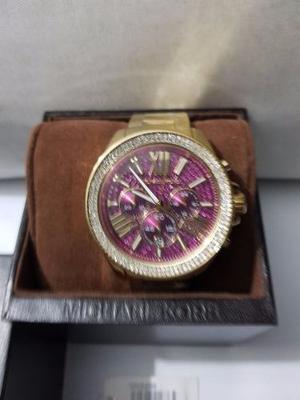 Reloj Michael Kors M K Wren Mujer Nuevo.