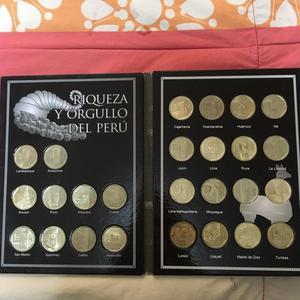 Album Pequeño de La Coleccion de Monedas