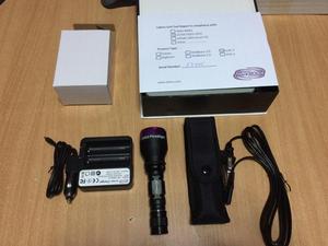 Linterna UV para Inspección de MT