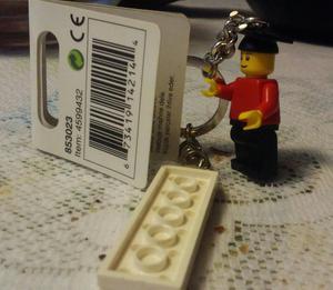 Llaverito Lego de Colección