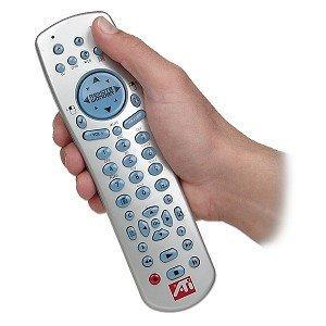 Control remoto ATI mouse inalambrico video fotos power point