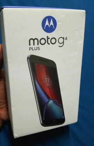 Moto G4 Plus Libe,en Caja, 32gb,ram 3gb.