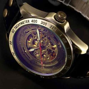 Reloj Mecánico Wristwatch Original En Caja Elegante