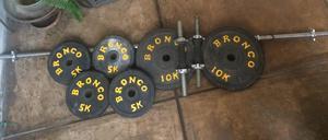 Kit mancuernas 20 kilos pack extreme pesas posot class for Pesas y mancuernas
