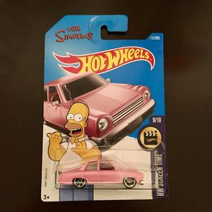 Hot Wheels Los Simpsons