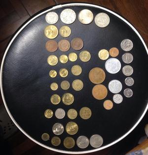 Monedas Peruanas Y Extranjeras Coleccion