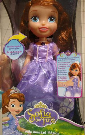 Princesa Sofía Amistad Mágica Nueva