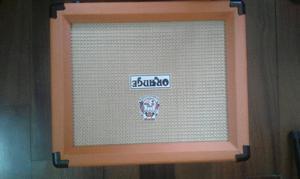 Amplificador Orange Crush 20 L 20 Watts