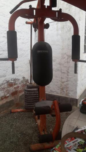Gym Marca Gym Master