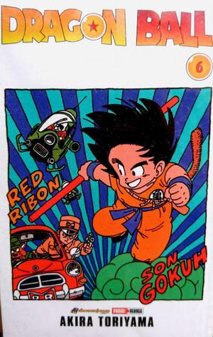 Manga Dragon Ball Original Ed. Panini