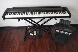 SE VENDE EN BUEN ESTADO PIANO DIGITAL ROLAND